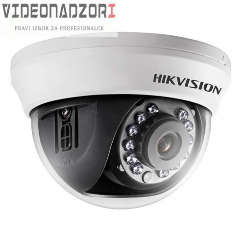 TURBO HD Kamera Hikvision (720p, 2.8mm, 0.1 lx, IR do 20m, 92°) od  za samo 323,75kn