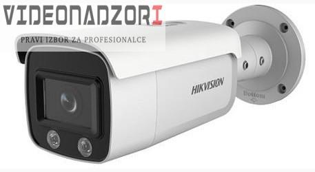 24h Slika u boji IP Bullet kamera HikVision 4Mpx IP66, 3DDNR, BLC, HLC, WDR ColorVu tehnologija prodavac VideoNadzori Hrvatska  za 3.362,50kn