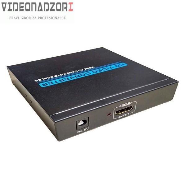 HDMI TO AV+ AUDIO KONVERTER od  za 498,75kn
