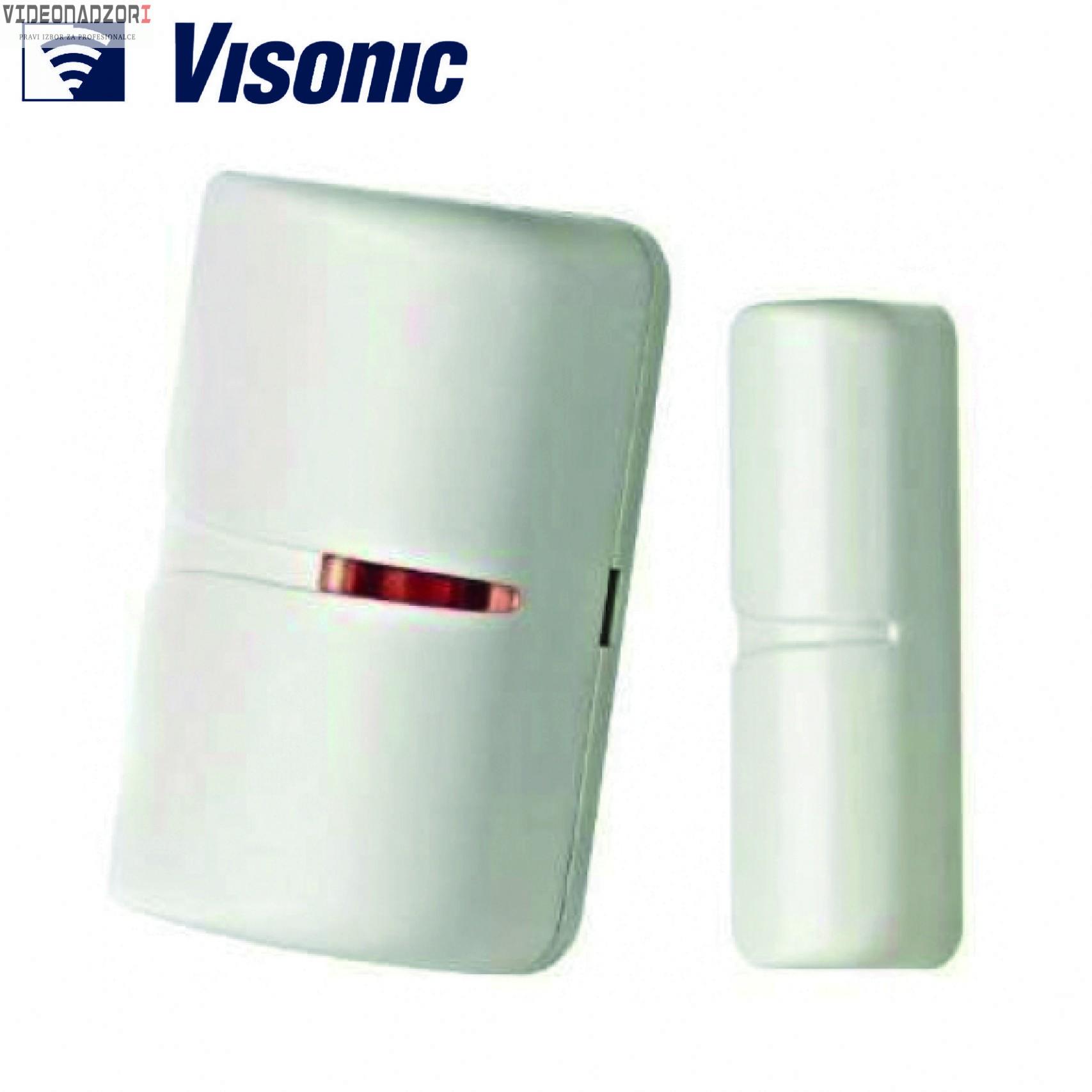 Visonic bežični senzor vrata i prozora MCT-320 prodavac VideoNadzori Hrvatska  za 373,75kn