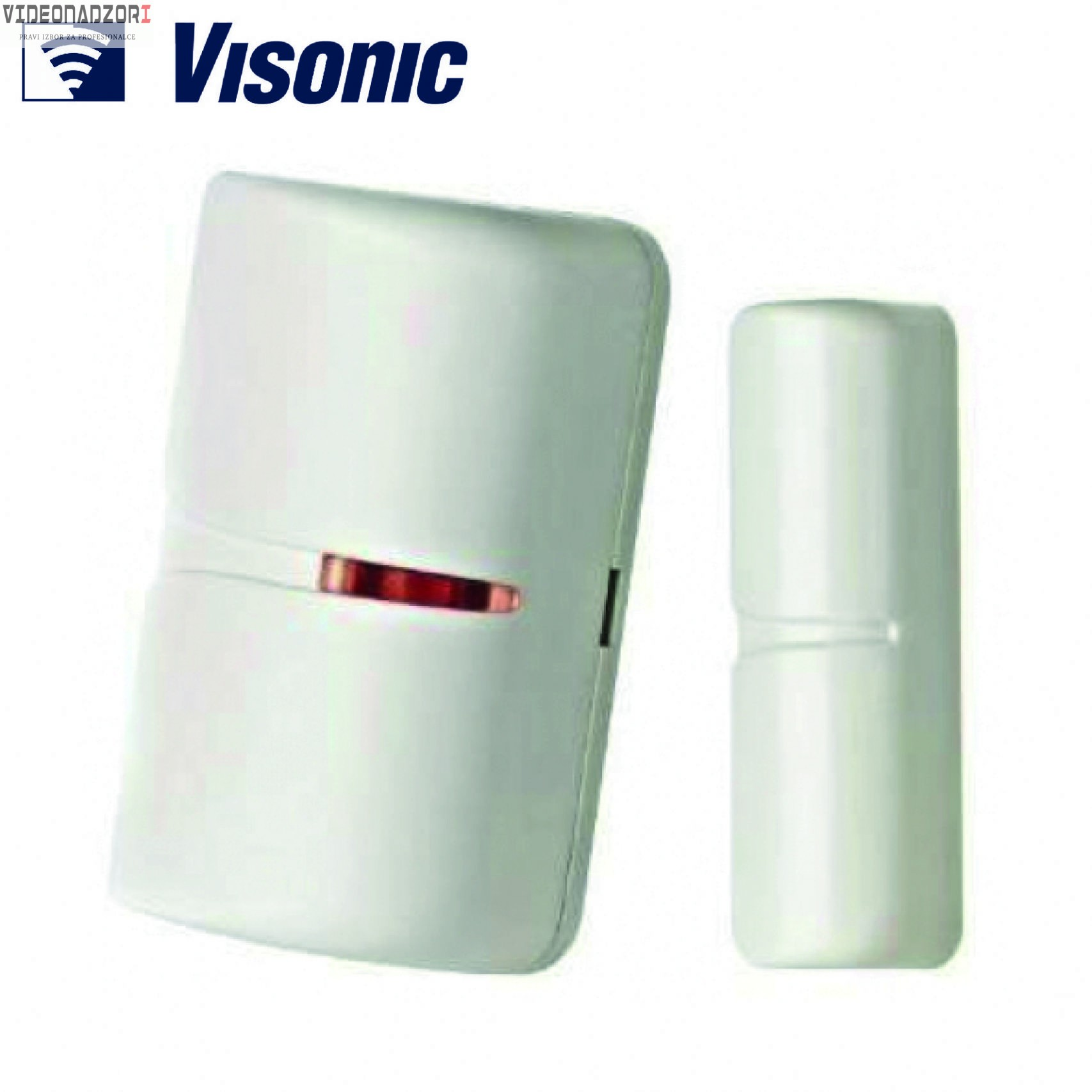 Visonic bežični senzor vrata i prozora MC-302E PG2 brend HikVision Hrvatska [ za 498,75kn