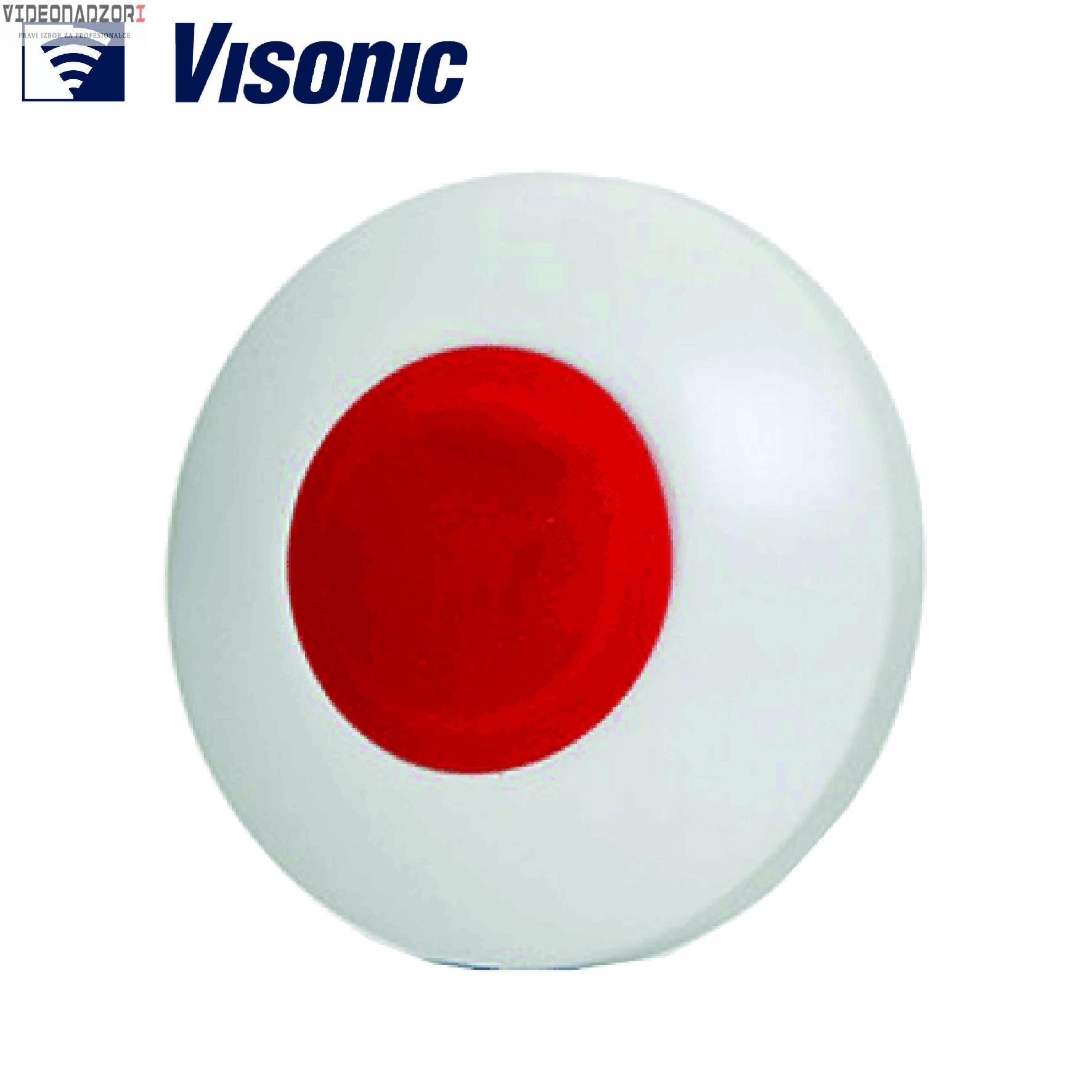 Visonic bežični upravljač - Bežična panik tipka MCT-220 prodavac VideoNadzori Hrvatska  za samo 486,25kn