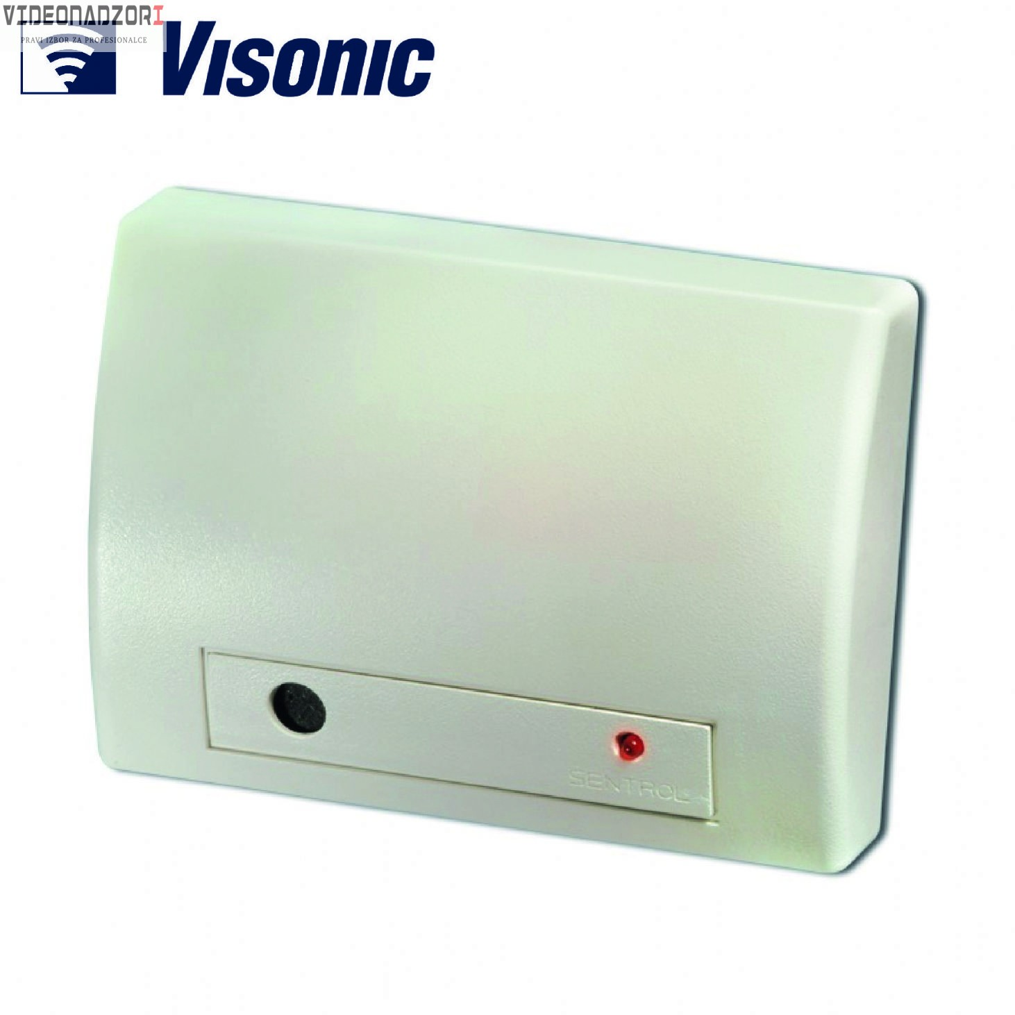 Visonic bezični detektor loma stakla MCT-501 - PG2 prodavac VideoNadzori Hrvatska  za samo 1.198,75kn