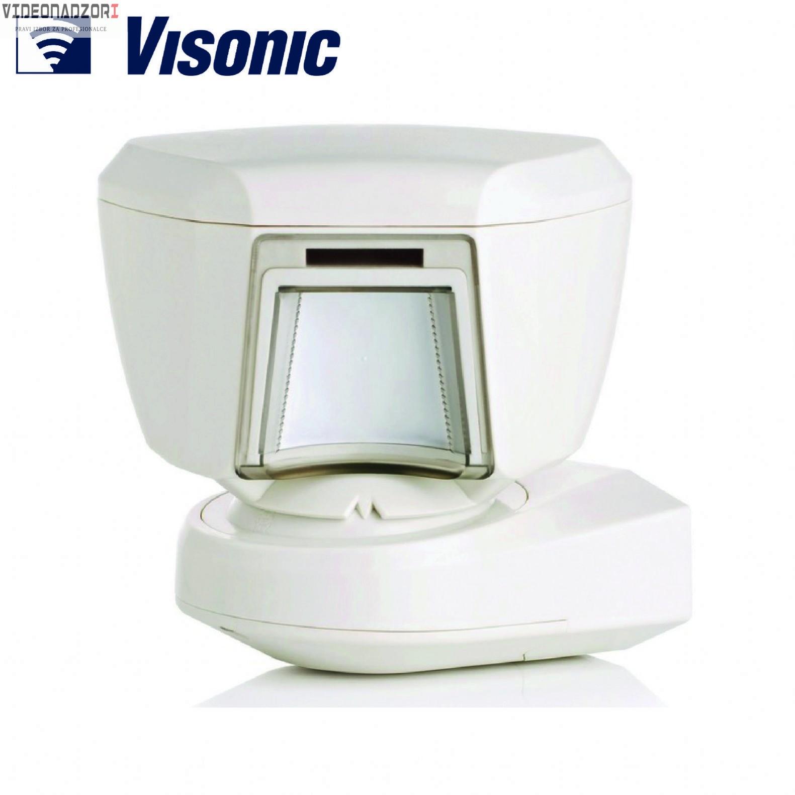 Visonic bežični senzor vanjski TOWER 20 AM MCW prodavac VideoNadzori Hrvatska  za samo 1.748,75kn