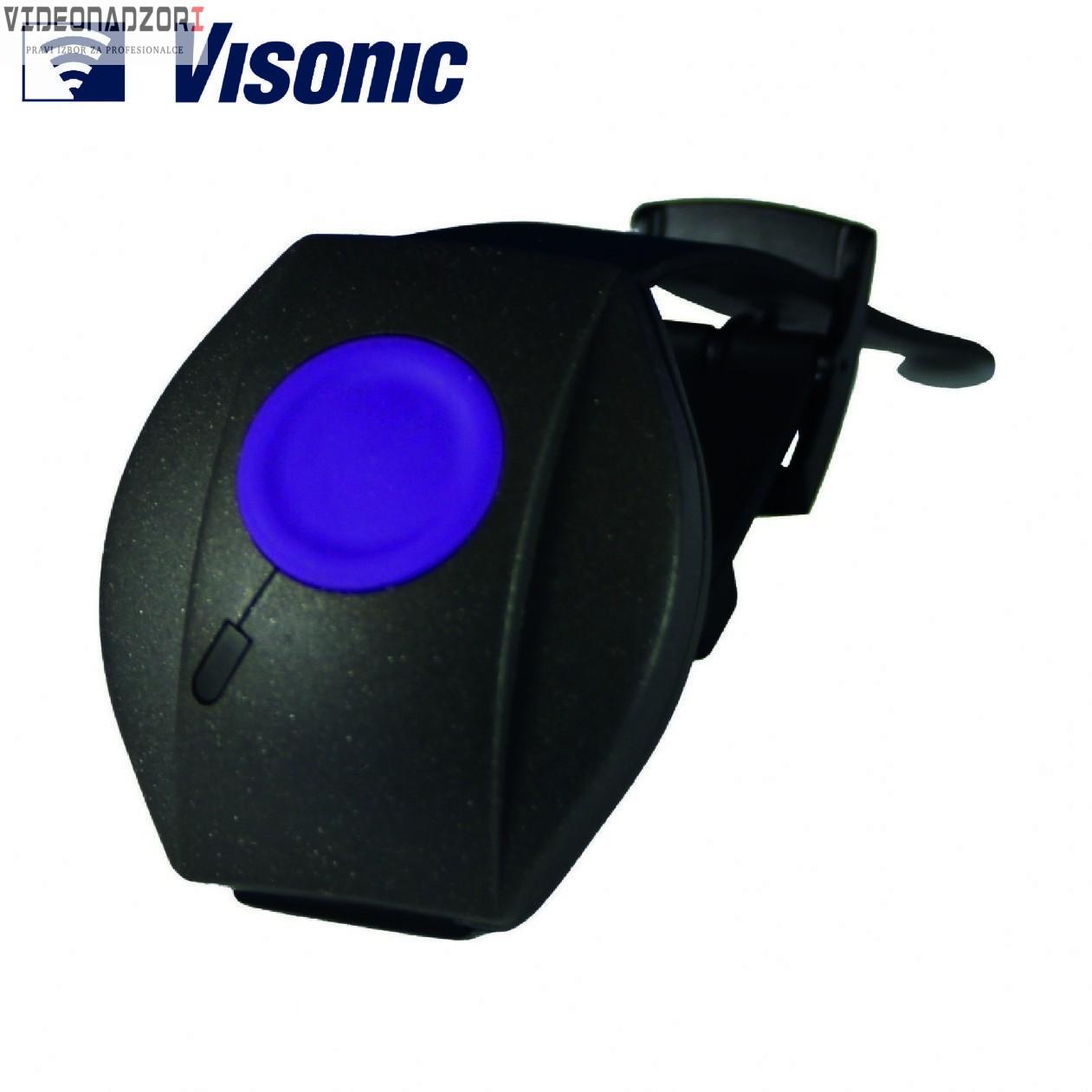 Visonic bežični upravljač - Bežična panik tipka MCT 211 prodavac VideoNadzori Hrvatska  za samo 431,25kn