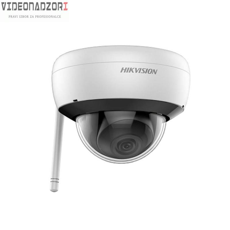 WIFI Dome IP Kamera Hikvision DS-2CD2141G1-IDW1 (4MP, 2,8mm, 0.01 lx, IK10, IR do 30m) brend HikVision Hrvatska [ za 1.243,75kn