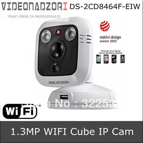 BEŽIČNA KAMERA IP DS-2CD8464F-EIW 1.3MP 4mm prodavac VideoNadzori Hrvatska  za samo 2.373,75kn