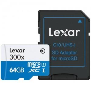 SecureDigital micro 128GB High Speed