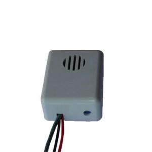 Mikrofon za videonadzor plastični CC02