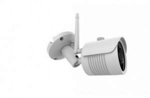 IP Wifi kamera Bullet 1080p (IR 30m, 3.6mm, 2.4Ghz)
