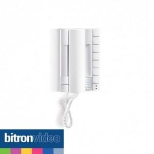 Bitron dodatni modul sa 6 tipki za intercom, za T-Line slušalice
