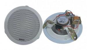 Stropni zvučnik CPH22T za javno ozvučenje, 10W/15W/20W