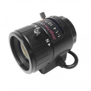 """Objektiv Dahua 3 Mpix D/N objektiv, 2,7-12 mm, autoiris DC, CS dosjed, F1.6, 1/2,7"""""""