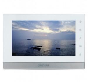 IP unutrašnji interfonski panel Dahua DH-VTH1550CH sa ugrađenim color TFT-LCD monitorom dijagonale 7'' osetljiv na dodir