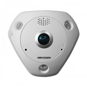 KAMERA IP DS-2CD6332FWD-I 3MP FISHEYE 1.19mm - FULL HD