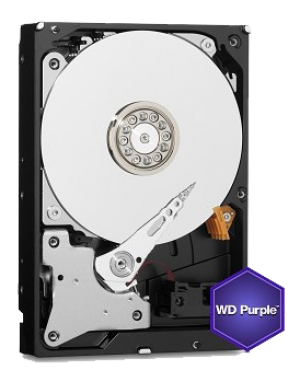 4T Hard Disc Seagate HDD 4TB, 3.5'' Surveillance Hard Drive, 64MB, RPM IntelliPower