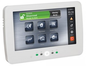 DSC NEO TOUCH SCREEN TIPKOVNICA HS2TCHP