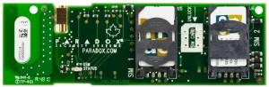 GPRS/GSM modul za 2 SIM kartice GPRS14