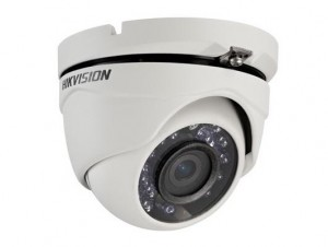 TurboHD Dome HikVision (720p, 2.8mm, 0.01Lx, 20m IR,  92*)