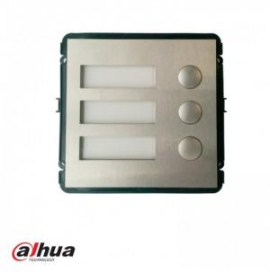 DH-VTO2000A-B Modul sa tri tastera a za IP dahua modularni sistem