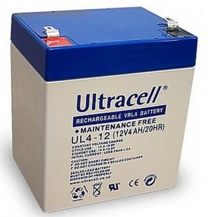 Olovni hermetički zatvoreni akumulator 12V/4Ah
