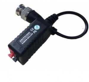 Profesional video balun pasivni 1CH