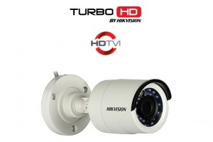 TURBO HD Kamera Hikvision Bullet (1080p, 2.8mm=103°, 0.01 lx, IR up 20m)