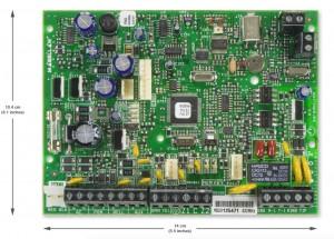 Paradox MG-5050/PCB 433