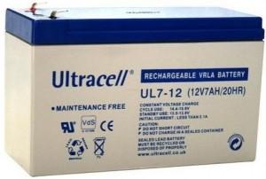 Olovni hermetički zatvoreni akumulator 12V/7Ah