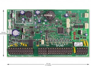EVO192 192-Zone Control Panel