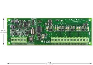 Paradox RTX3 433Mhz modul bezicnog prosirenja.