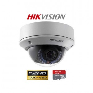 KAMERA IP DS-2CD2720FI (5MP, 2.8-12mm, IR 20m, IP66, DWDR)