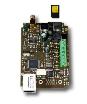 Univerzalni komunikator IP/GPRS/GSM - Nadzirana komunikacija putem LAN i GPRS kanala