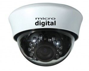 MD DOME 600 kamera - 600TVL