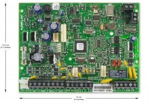 Paradox MG-5000/PCB 433