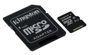 MICRO 256GB Class 10 UHS-I