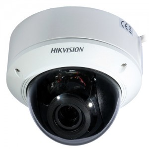 Dome IP Kamera Hikvision DS-2CD1721FWD-IZ (4MP, 2.8-12mm MotoZoom, IK10, IR do 30m)