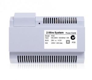 Napajanje 13,8V/2A s punjačem akumulatora i kučištem
