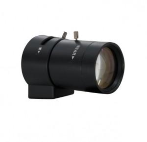 Objektiv IR, vari-focal, DC iris, 2,8-12mm, F1.4,CS,1/3