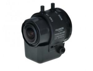 Video-Sec CS mount Fujinon varifokalni asferični objektiv, 1/3'', DC auto iris, 2,8~8mm, dan/noć
