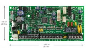 Alarmna centrala Paradox SP6000/PCB