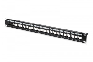 Patch panel 24p modularni