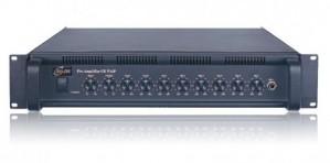 Predpojačalo CCV11 10 ulaza - 5 mikrofonskih, 3 aux, i 2 EMC ulaza
