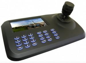 PTZ IP CroCam Tipkovnica Kontroler ONVIF2.4