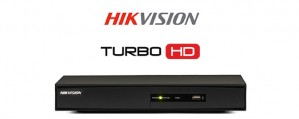 TURBO HD DVR Hikvision DS-7204 (4ch, 1080p, H.264,H.264+, +2 IP, HDMI, VGA)