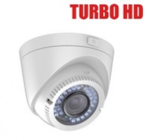 TURBO HD Kamera HikVision DOME varifokalna (1080p, 0.01 lx, IR do 20m)  2.8-12mm