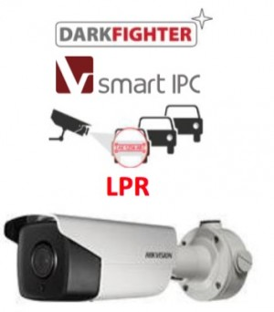 LPR / ANPR KAMERA za prepoznavanje registarskih oznaka vozila (2.8-12mm) 2MP, WDR 120 dB, IP67