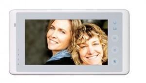 MONITOR - 7'' LCD hands-free monitor za V-TEK DT sustave. Tanko kućište,