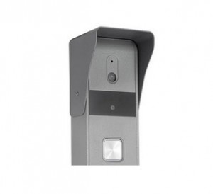 NOVO - Video Intercom Water Proof Door Station jedna pozivna tipka DS-KB2421-IM