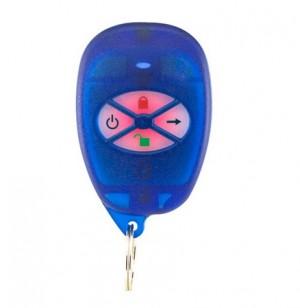 Daljinski upravljač sa 4 tipke, 5 različitih funkcija, pozadinsko osvjetljenje tipki, vodonepropustan